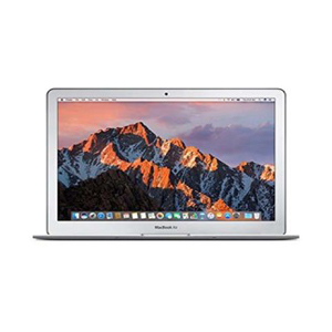 MacBook Air A1466 13-inch: 1.8 GHz dual-core Intel Core i5, 4Gb Ram,128GB SSD.