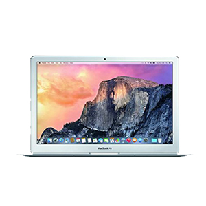 Mac book air A1466 13 inch Core i5, 4gb ram ,256 gb flash drive