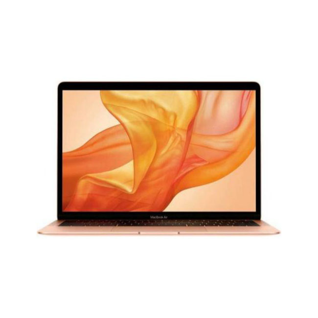 13-inch MacBook Air: 1.6GHz dual-core 8th-generation Intel Core i5 processor, 128GB - GOLD