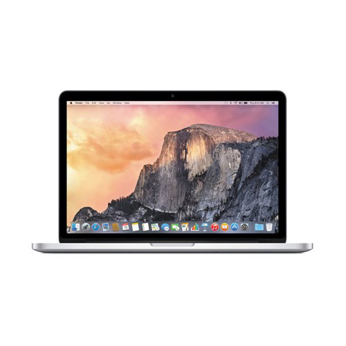 Mac book pro 13 inch Retina A1502 Core i7, 8 gb ram, 256 gb flash
