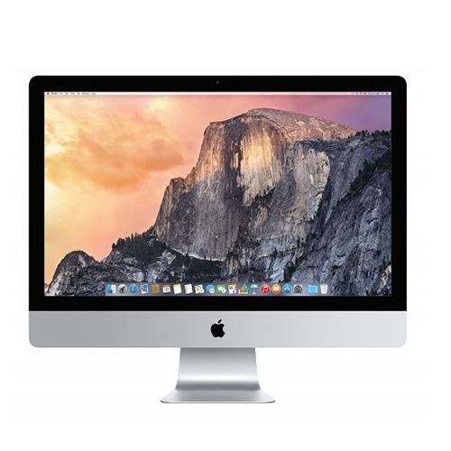 27-inch iMac with Retina 5K display: 3.4GHz quad-core Intel Core i5