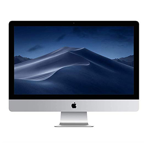 27-inch iMac with Retina 5K display: 3.8GHz quad-core Intel Core i5