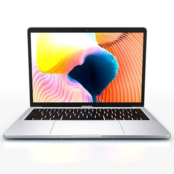 MacBook Pro A1708 13-inch with Touch Bar: 2.8 GHz Core i7,16GB Ram, 256GB Space Grey