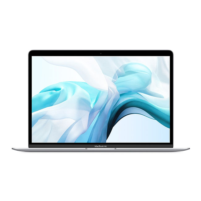 13-inch MacBook Air: 1.6GHz dual-core 8th-generation IntelCorei5 processor, 256GB - Silver